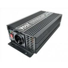 Įtampos keitiklis VOLT DC/AC 12V/230V 1000W