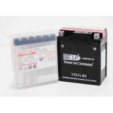 LANDPORT YTX7L-BS 12V 6Ah, 113mm x 70mm x 130mm